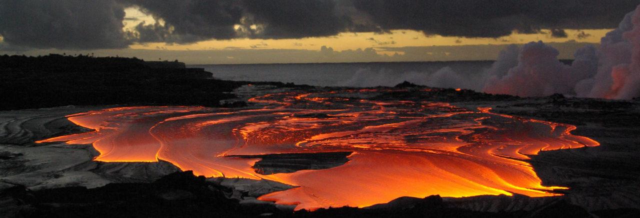 Kilauea Volcano, Hawaii – Most Beautiful Picture