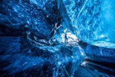 Ice Cave, Vatnajökull, Iceland – Most Beautiful Spots