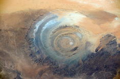Richat Structure, Mauritania – Most Beautiful Picture