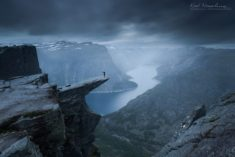 Trolltunga – Most Beautiful Picture