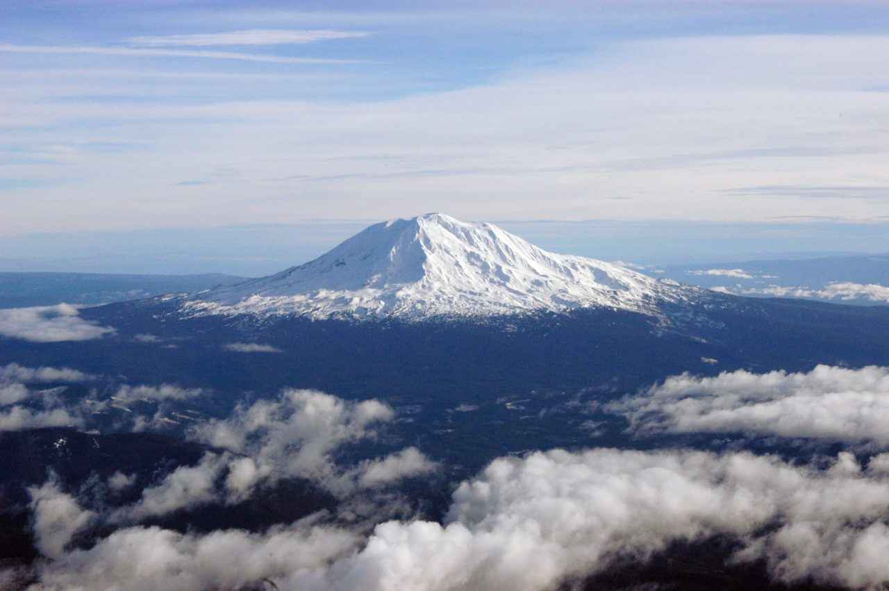 Mount Adams, Washington, USA