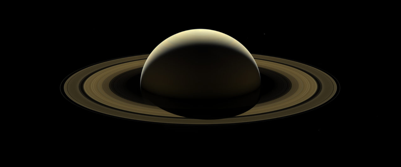 Saturn – Most Beautiful Picture