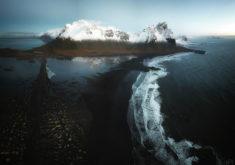 Vestrahorn Mountain, Iceland