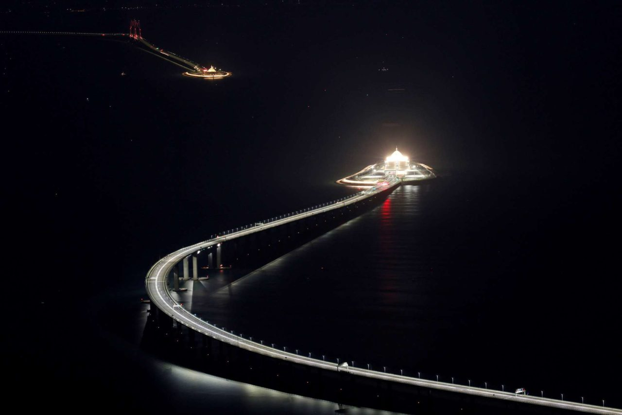 Hong Kong-Zhuhai-Macau Bridge – Most Beautiful Picture