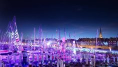 Route du Rhum 2018, Saint-Malo, France – Most Beautiful Picture