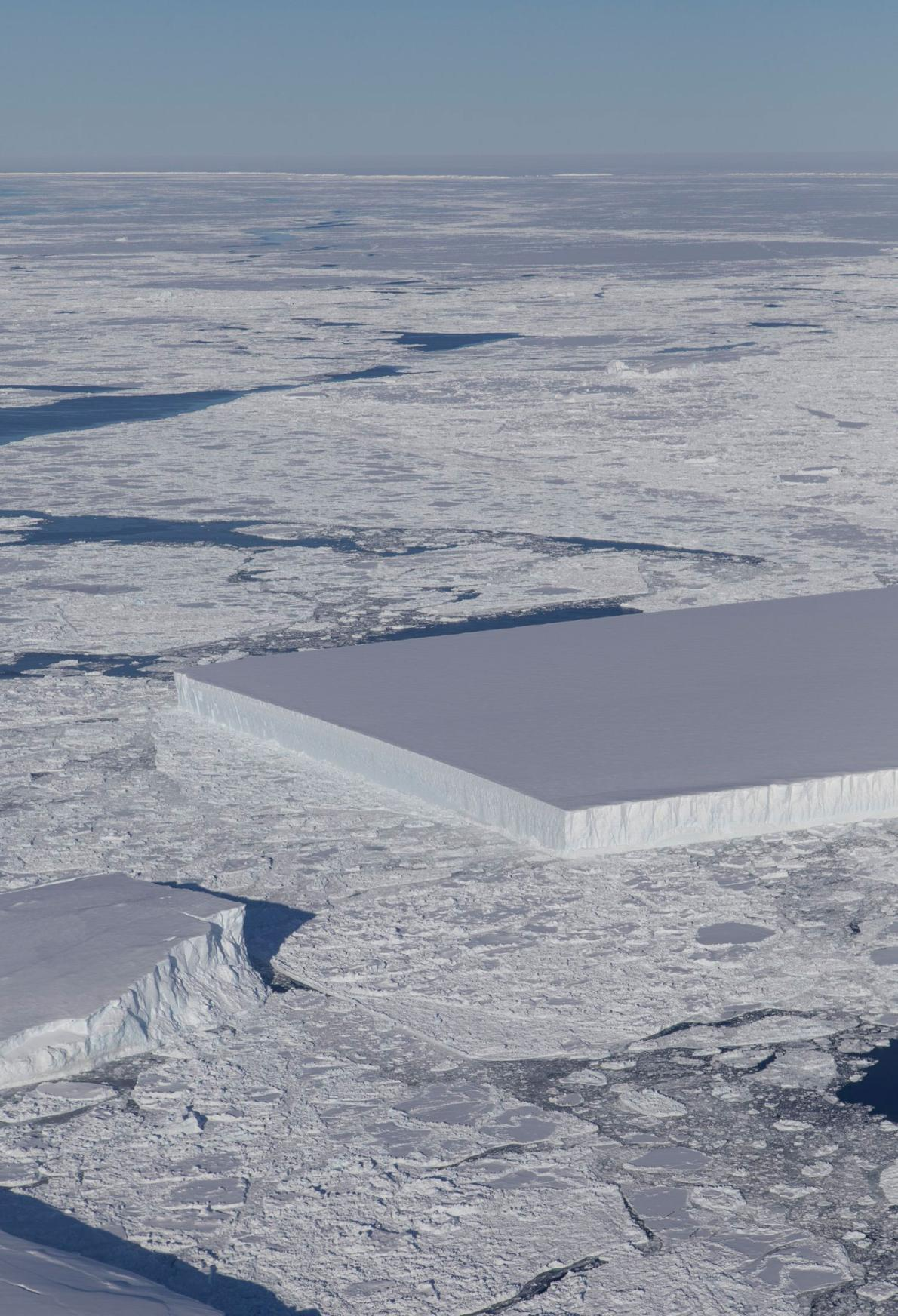 Tabular iceberg – Most Beautiful Picture