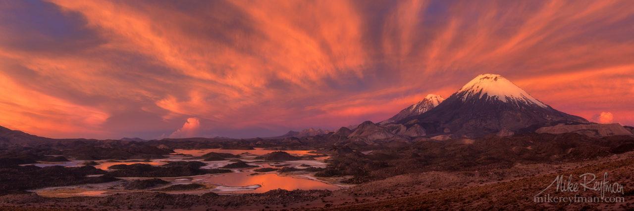 Nevados de Payachata, Chile