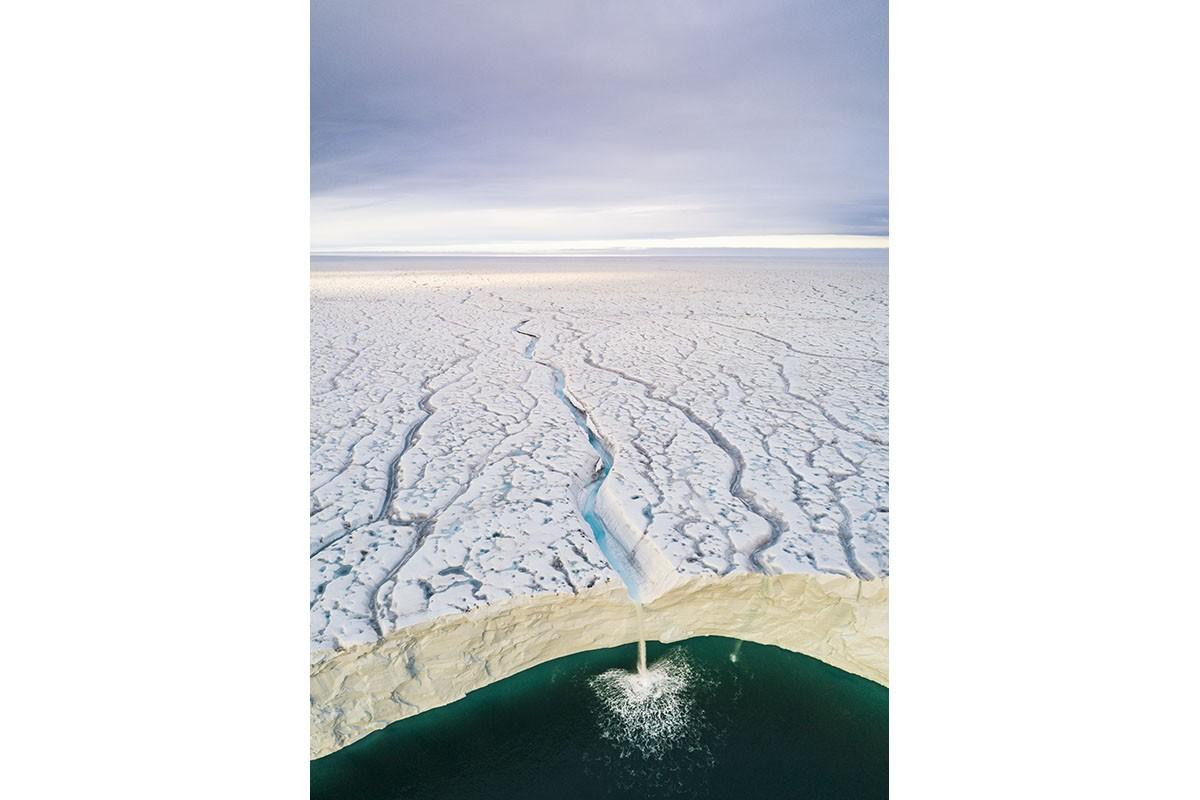 Sea ice, Audun Lie Dahl