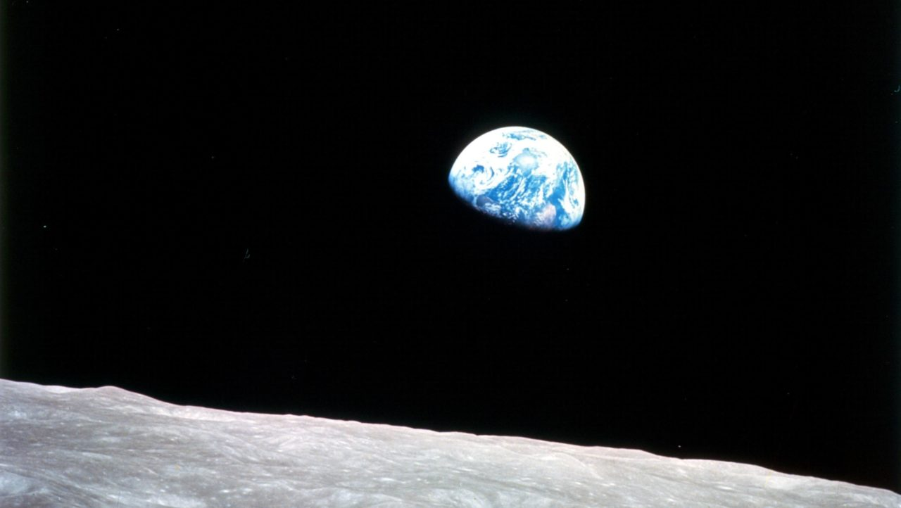 Earthrise – Most Beautiful Picture