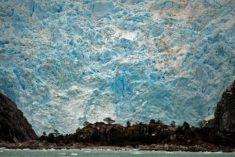 Santa Inés Glacier, Argentina