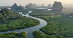 Ao Phang Nga, Thailand – Most Beautiful Picture