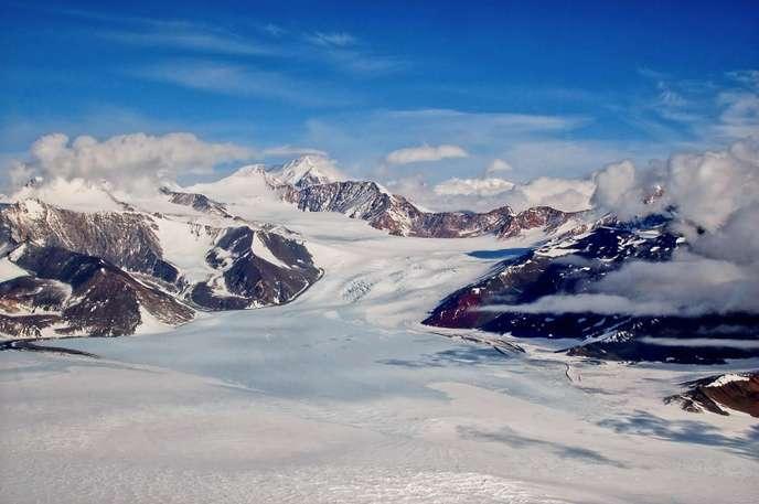 Renegar Glacier, Antarctica