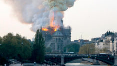 Notre-Dame de Paris in fire – Most Beautiful Picture
