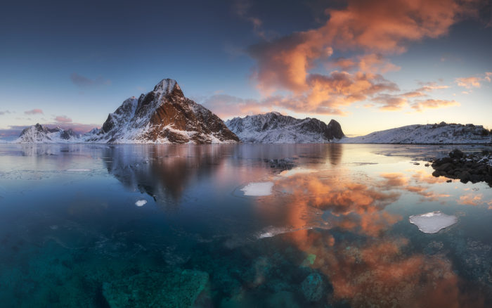 Lofoten panorama, Norway | OutdoorMountain