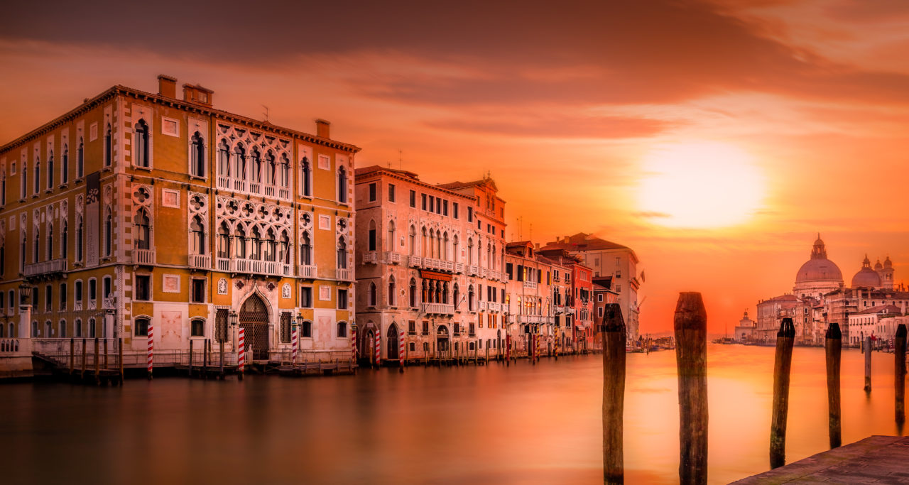Sunset in Venice – Most Beautiful Picture