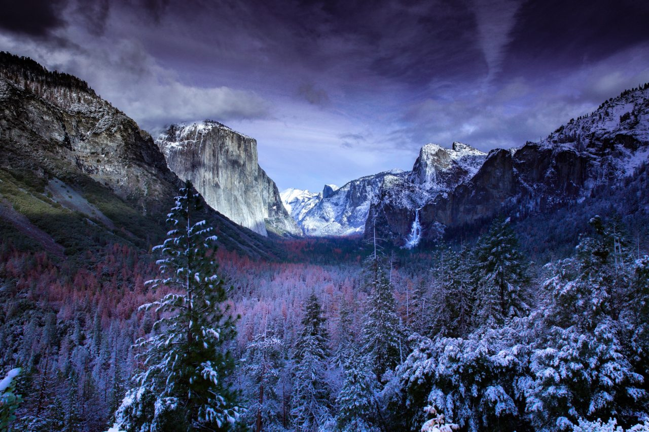 Yosemite National Park – Most Beautiful Picture