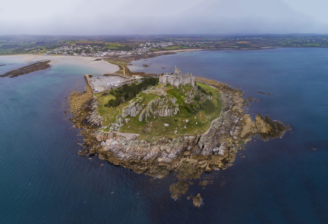 St Michael's Mount, UK – Most Beautiful Picture