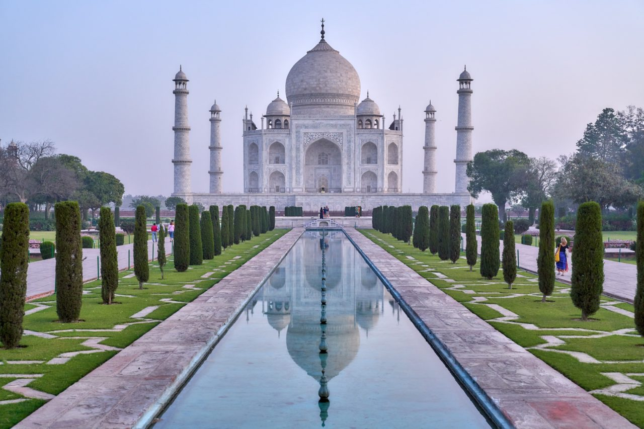 Taj Mahal, India – Most Beautiful Spots