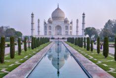 Taj Mahal, India – Most Beautiful Spots