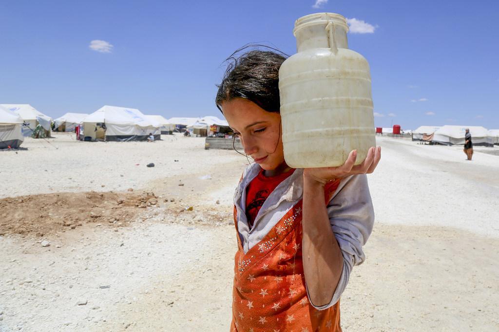 Une personne sur trois dans le monde n'a pas accès à de l'eau salubre • PopulationData.net
