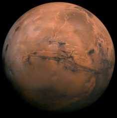 Valles Marineris, Mars – Most Beautiful Picture