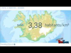 1 pays, 2 minutes : Islande