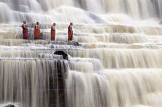 Pongour Falls, Vietnam – Most Beautiful Picture