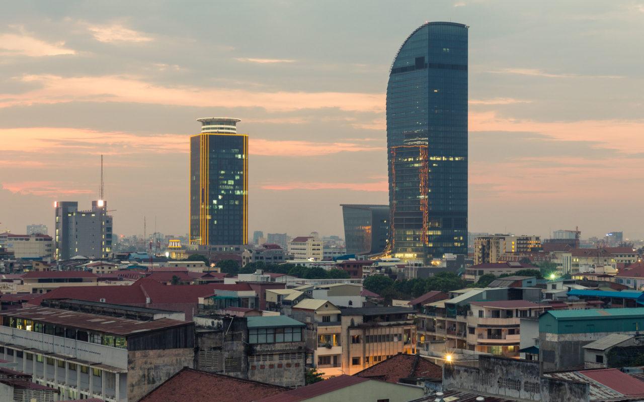 15 millions d'habitants au Cambodge • PopulationData.net