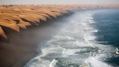 Namib Desert facing the Ocean, Namibia – Most Beautiful Picture