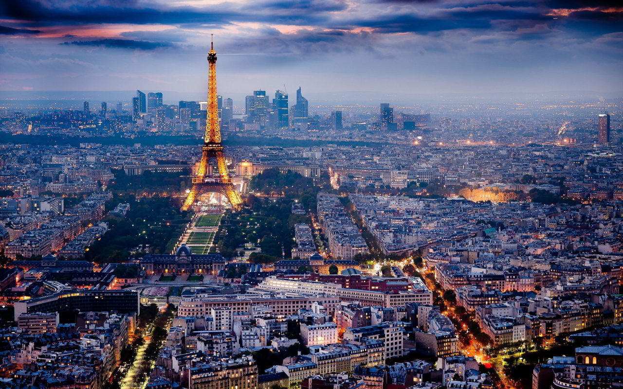 Paris, France – Most Beautiful Picture