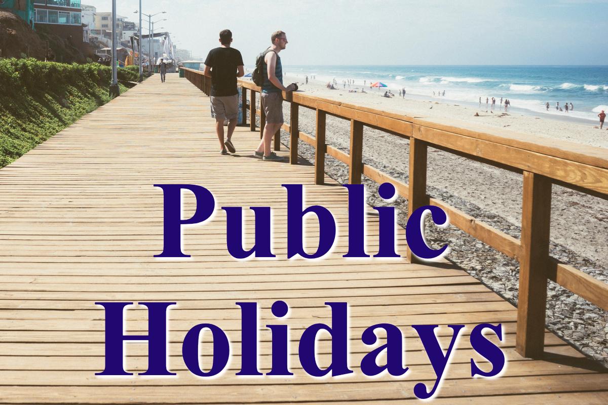 Public Holidays in Western Australia (WA) 2019-2022
