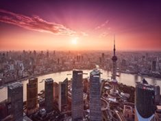 Sun of Shanghai – Most Beautiful Picture