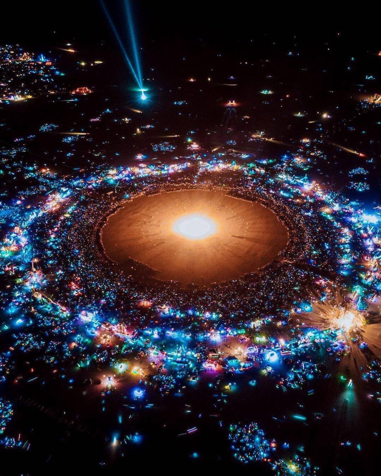 Burning Man 2019 – Most Beautiful Picture