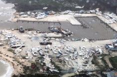 L'ouragan Dorian détruit le nord des Bahamas • PopulationData.net