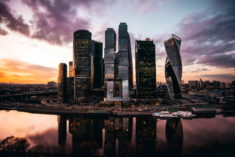 Moscow City – Most Beautiful Picture
