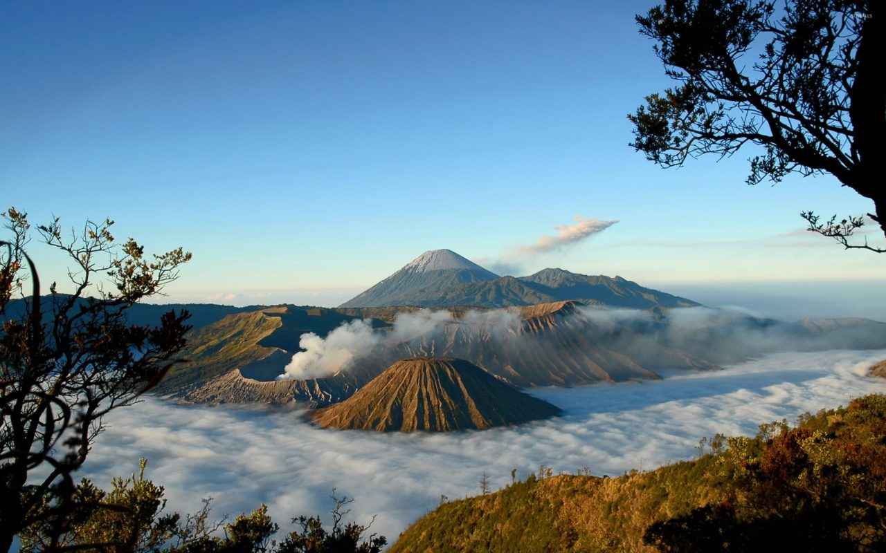 Mount Bromo, Indonesia – Most Beautiful Picture