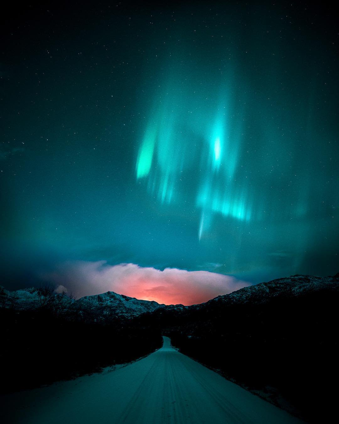 Aurora, Norway – Most Beautiful Picture