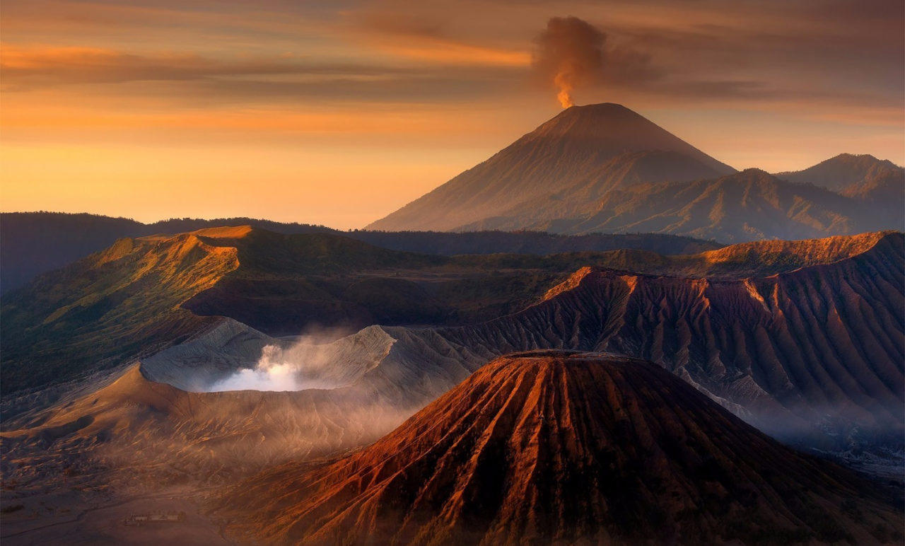 Bromo Tengger Semeru National Park, Indonesia – Most Beautiful Picture