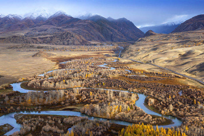 Ezra Point, Altai, Russia | OutdoorMountain