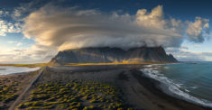 Vestrahorn storm, Iceland – Most Beautiful Picture