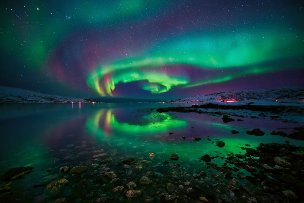 Aurora, Tromsø, Norway – Most Beautiful Picture