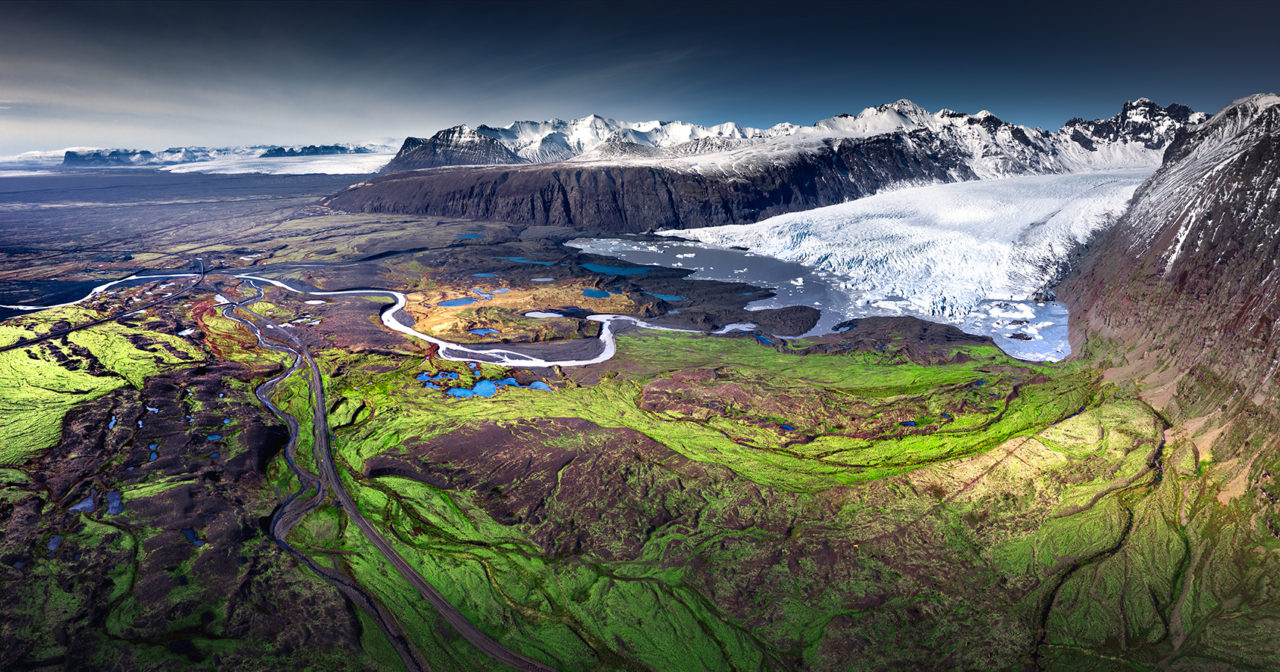 Vatnajökull, Iceland – Most Beautiful Picture