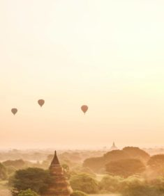 Balloons, Burma – Most Beautiful Picture