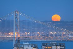 Bay Bridge, San Francisco – Most Beautiful Picture
