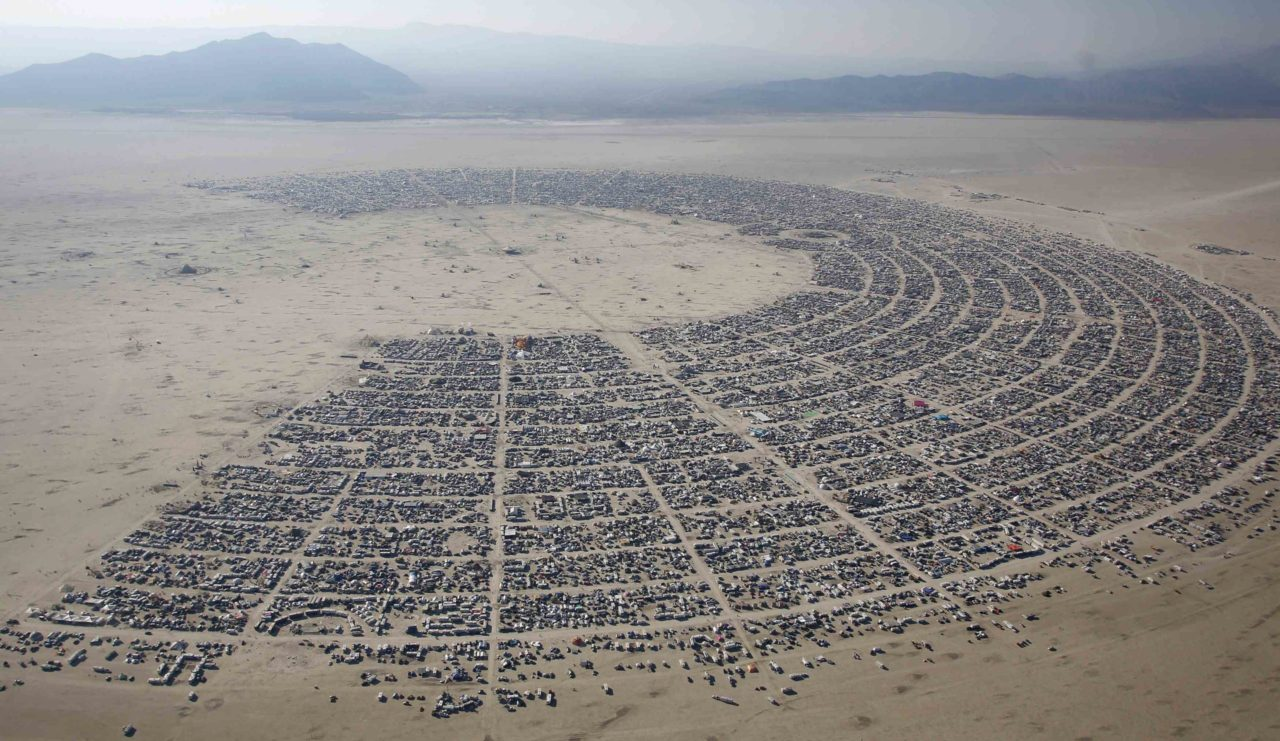Burning Man 2013 – Most Beautiful Picture