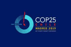 COP25 : Conférence de Madrid de 2019 sur les changements climatiques • PopulationData.net