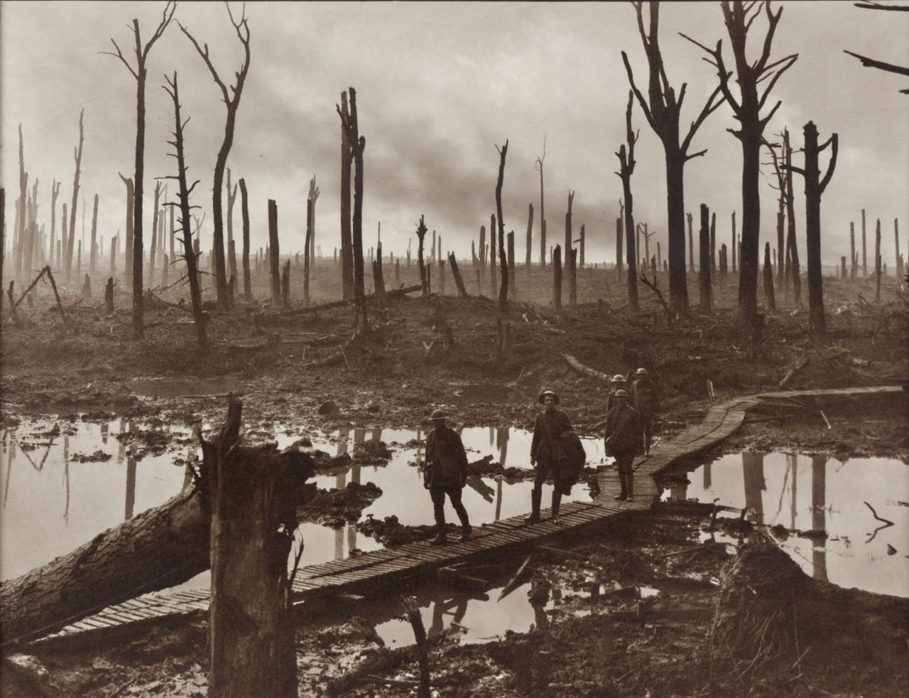 Battle of Ypres – Most Beautiful Picture