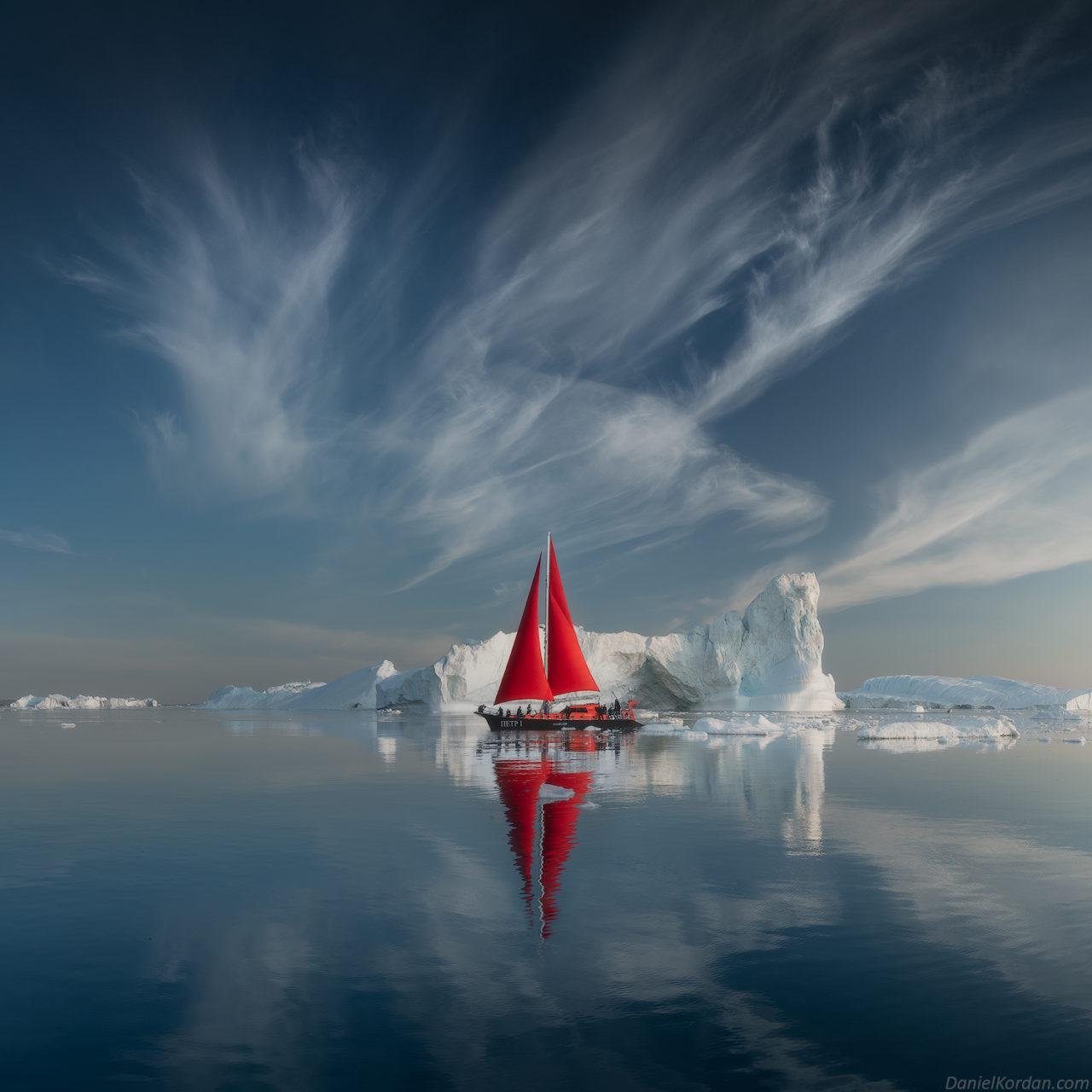 Scarlet Sails – Most Beautiful Picture