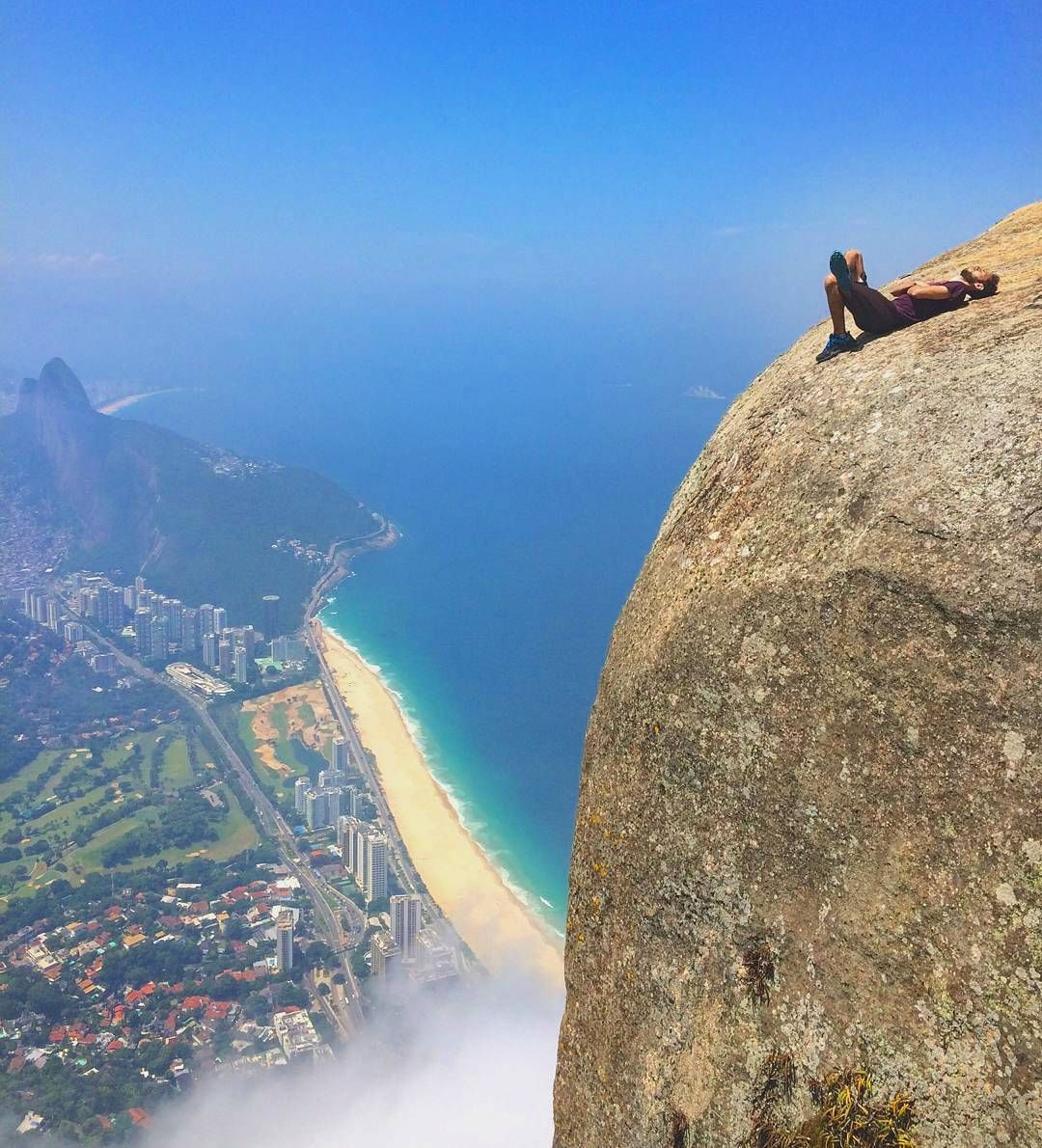 Pedra da Gávea, Rio de Janeiro, Brazil – Most Beautiful Picture