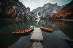 Braies Lake, Dolomites, Italy – Most Beautiful Picture